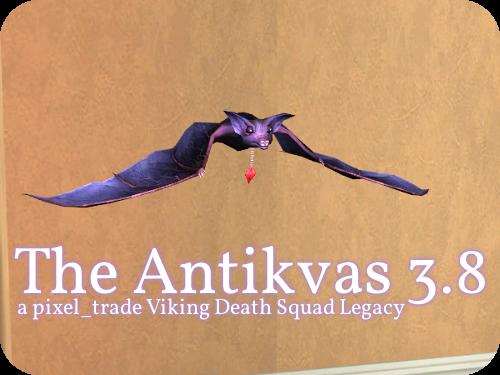 The Antikvas 3.8