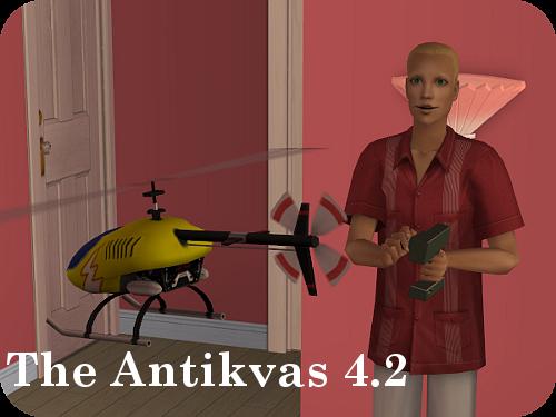 The Antikvas 4.2