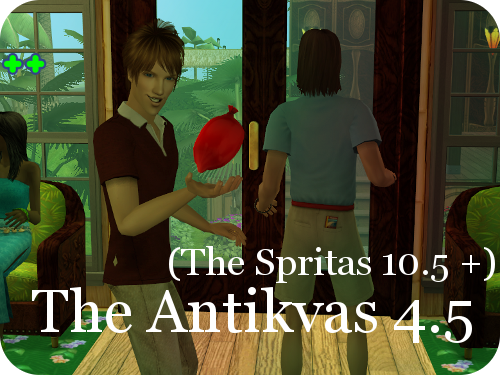 The Antikvas 4.5