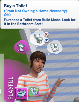 Rachel has a whim to buy a toilet, &squo;From Not Owning a Home Necessity'
