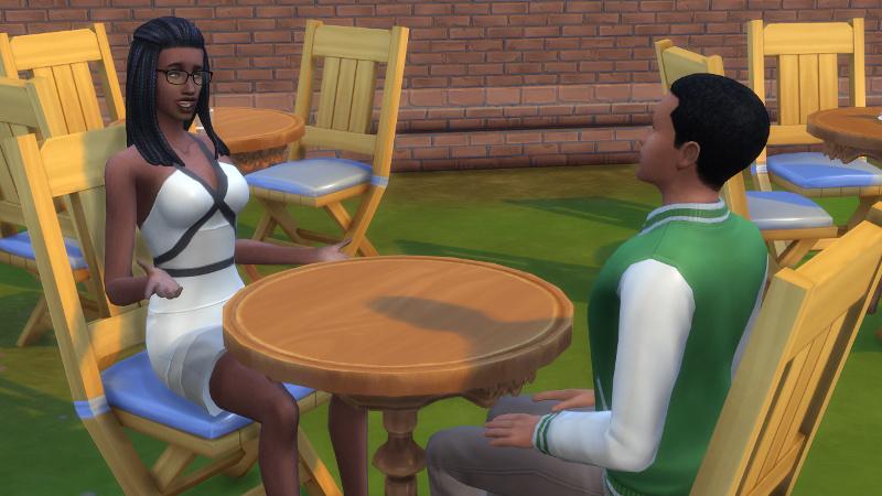 Christina chats to Amir Britton