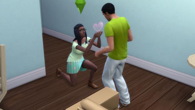 Christina proposes to Amir