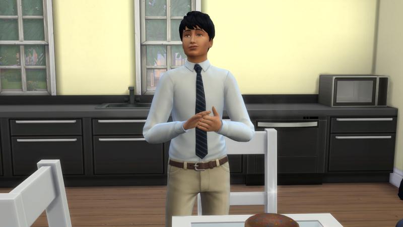 Julian as an Adult