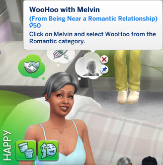 Stacey has a whim to WooHoo with Melvin