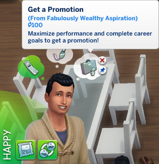 Abed has a whim to Get a Promotion