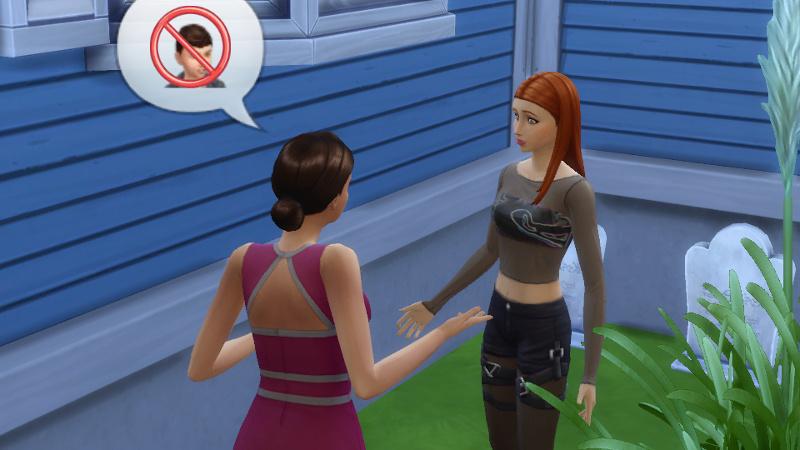 Britta tells Morgan how bad Max is