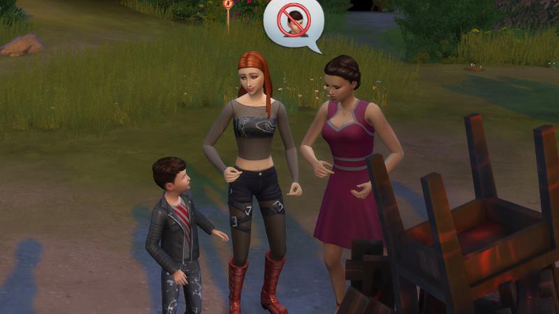 Britta tells Max that he sucks